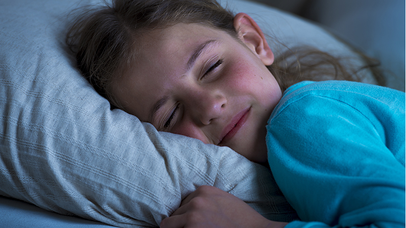 Does your child grind their teeth at night?